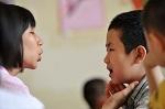 chữa ngọng cho trẻ
