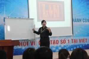 cô Trần Minh Hải - Chủ nhiệm Chương trình I Love My Voice